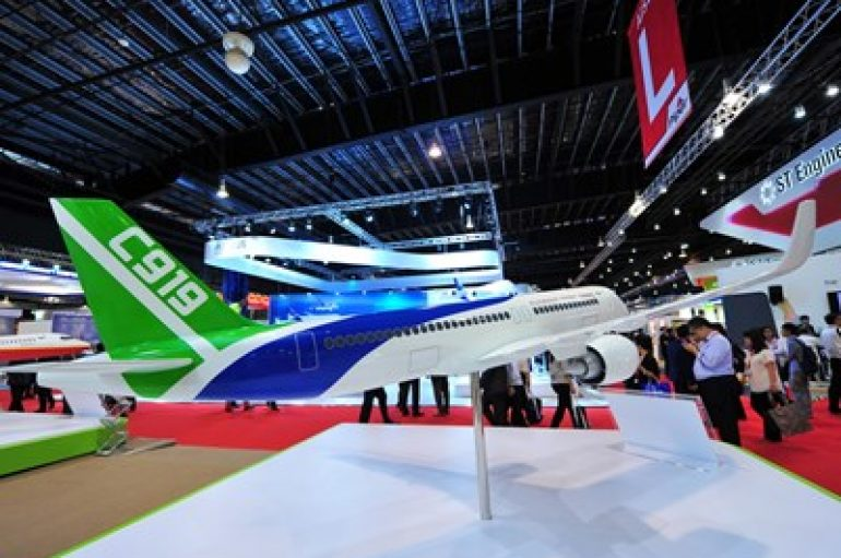 Revealed: State-Sponsored Campaign that Helped China Build an Aircraft