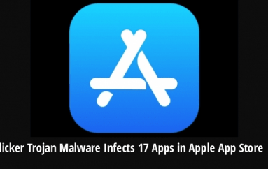 Beware!! 17 Malicious Apps From Apple App Store Infect the iPhone Users with Clicker Trojan Malware