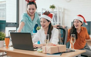 Holiday Shopping on Company Devices a Worry for Executives