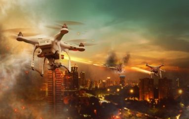 Drone Wars: Experts Warn of Flying Network Security Threat