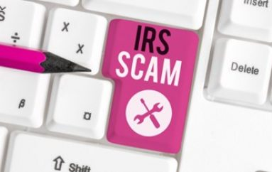 100K People Targeted by Spoof IRS Websites