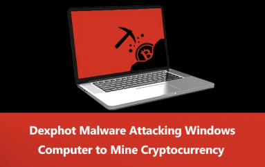Dexphot Polymorphic Malware Attacking Windows Computer to Mine Cryptocurrency and Monitor Services