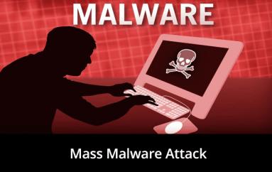 Mass Malware Attack –  Ransomware, Screenlockers, RATs, Attack & Gain Backdoor Access in Organization Networks