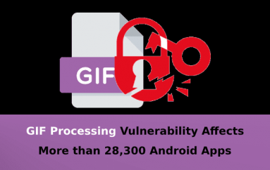 GIF Processing Vulnerability That Present in WhatsApp Also Affects More Than 28,300 Android Apps
