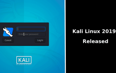 Kali Linux 2019.4 Released – New Hacking Tools, Theme, Undercover mode and More!!