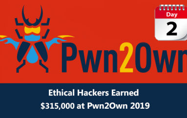 Pwn2Own 2019 – Ethical Hackers Earned $315,000 for Hacking Galaxy S10, Xiaomi Mi9, TP-Link and Netgear WiFi Router