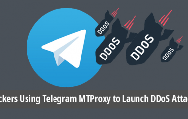 Telegram MTProxy Used to Launch DDoS Attack Against Cloud Service Provider Arvan – Peaks Up to 5,000 Requests Per Second