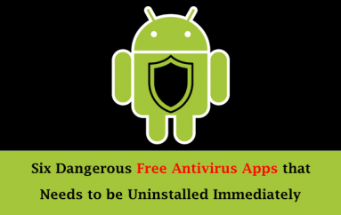 1.66 Billion Times Downloaded Free Antivirus Apps on Google Play Attempts to Track User Location and Access Camera