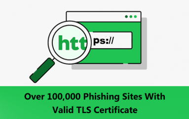 Over 100,000 Phishing Sites With Valid TLS Certificate to Attack Online Shoppers