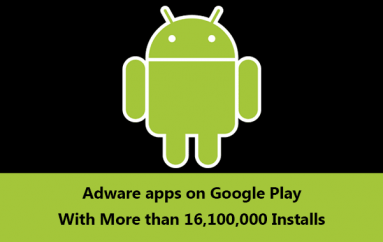 4 Malicious Adware apps Discovered on Google Play With More than 16,100,000 Installs