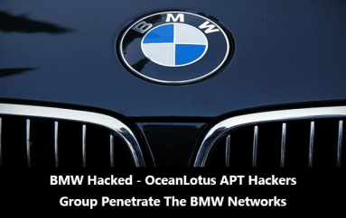 BMW Hacked – OceanLotus APT Hackers Group Penetrate The BMW Networks