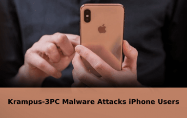 New Krampus-3PC Malware Attacks iPhone Users to Steal Cookies and Redirects to Malicious Websites