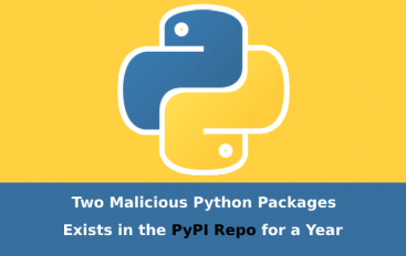 Two Malicious Python Packages Steal SSH and GPG Keys Exists in the Python Package Index for a Year