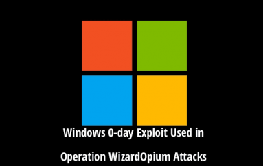 Hackers Used Windows 0-day Exploit CVE-2019-1458 in Operation WizardOpium Cyber Attacks