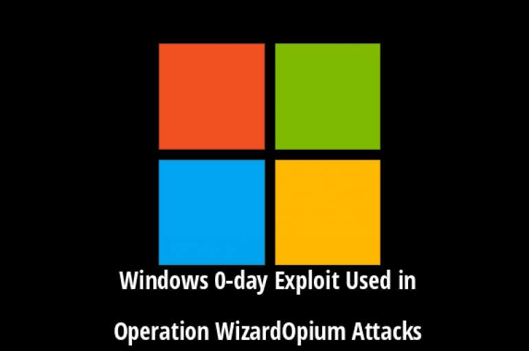 Hackers Used Windows 0-day Exploit CVE-2019-1458 in Operation WizardOpium Cyber Attacks