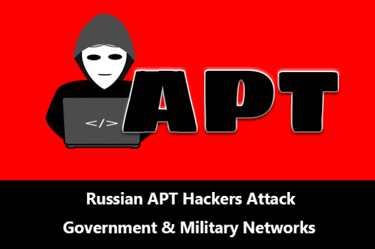 Russian APT Hackers Group Attack Government & Military Network Using Weaponized Word Documents