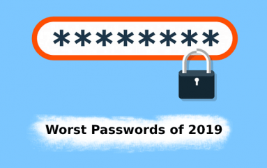 Worst Passwords Used in 2019 – Here is the List of Top 50 Common Passwords