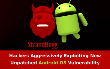 StrandHogg – Hackers Aggressively Exploiting New Unpatched Android OS Vulnerability in Wide Using Malware