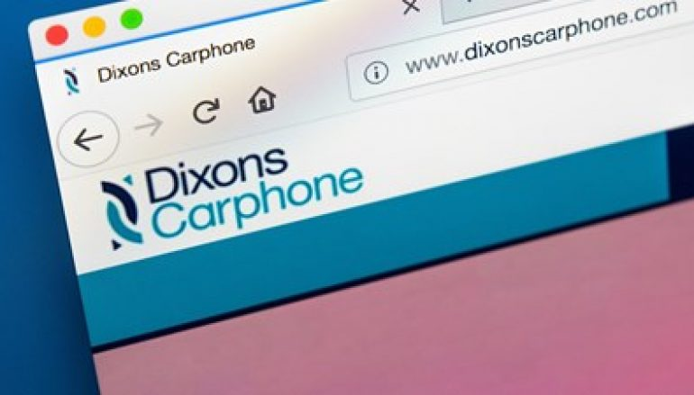 Dixons Carphone Receives Maximum Fine for Major Breach