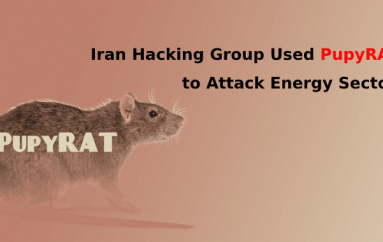 Iran Hacking Group Used Open Source Multi-platform PupyRAT to Attack Energy Sector Organization