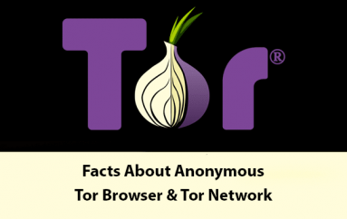4 Most Interesting  Facts About Anonymous Tor Browser & Tor Network