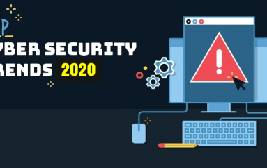 3 Cybersecurity Trends For Businesses to Focus on in 2020