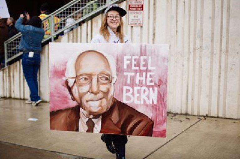 Cyber-Criminal Impersonates Bernie Sanders Staffer