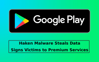 8 Malicious Applications in Google Play Store Infects 50,000 Android Users to Steal Data and Generate Illegitimate Revenue