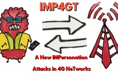 IMP4GT – A New IMPersonation Attacks in 4G NeTworks Let Hackers To Inject Arbitrary Packets & Break LTE Network Security