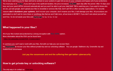 RobbinHood Ransomware Exploit GIGABYTE Driver Flaw to Kill Security Software