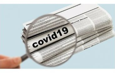 #COVID19 News Links Hijacked With iOS Spyware