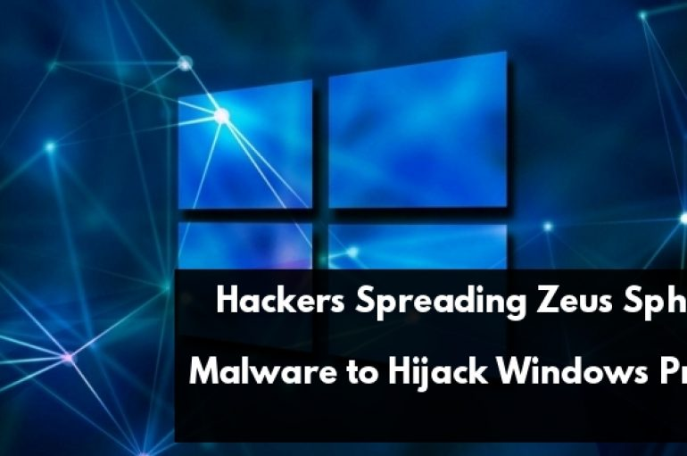 Hackers Spreading Zeus Sphinx Malware to Hijack Windows Process Using Malformed MS Word Documents