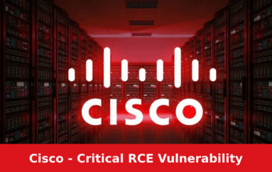 Critical RCE Vulnerability in Cisco Protection let Hackers Execute an Arbitrary code Remotely