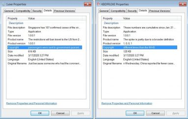 Coronavirus News Used by Emotet and Trickbot to Evade Detection