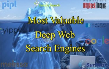 TOP 11 Deep Web Search Engine Alternative for Google and Bing 2020
