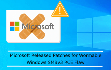 Microsoft Released Patches for Wormable Windows SMBv3 RCE Flaw – More than 48000 Hosts are Vulnerable
