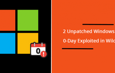 Hackers Exploiting 2 Unpatched Windows 0-Day Vulnerabilities in Wide – Microsoft Warns