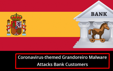 Beware of Coronavirus-themed Grandoreiro Malware Attacks Bank Customers Via Chrome Plugin