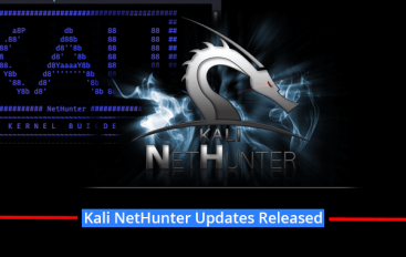 Kali NetHunter mid-term Updates Brings USB Arsenal for HID attacks
