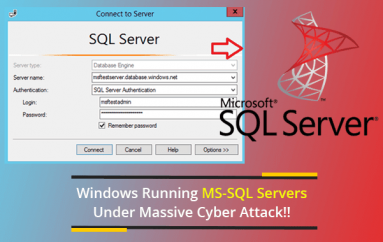 Windows Running MS-SQL Servers Under Attack!! Hackers Installing 10 Secret Backdoors on Servers
