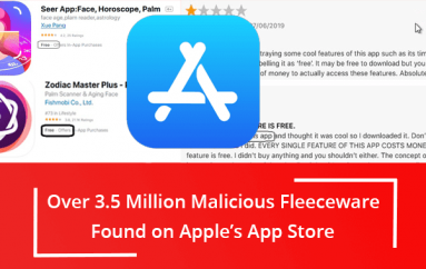 Over 3.5 Million iPhone & iPad Users Installed Malicious Fleeceware from Apple's App Store