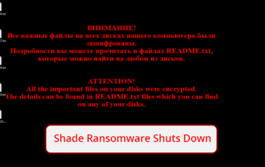 Shade Ransomware Hackers Shutdown Their Operation – 750k Decryption Keys Released