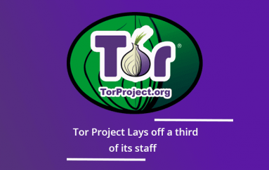 Tor Project Lays off a Third of its Staff Due to the Economic Impact of the Coronavirus Outbreak