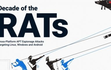 5 APT Hacker Groups Attack Linux Servers, Windows and Android Platform Using RAT's For Past 10 Years