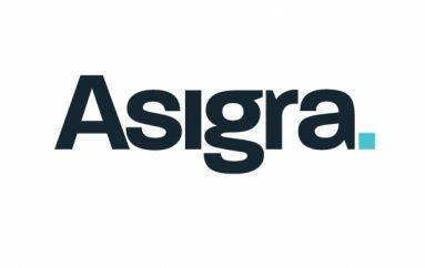 """Asigra"" Ranked Number One Cloud Backup Enabler for Managed Service Providers"