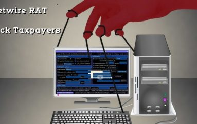 Hackers Attack Taxpayers Computers Using Netwire RAT via Weaponized Microsoft Excel 4.0