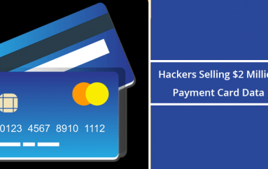 Hackers Selling $2 Million Worth South Korean & US Payment Card Details in The Underground Darknet Market