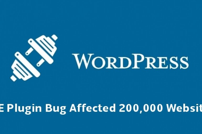 Critical RCE Bug in WordPress Plugin Let Hackers Gain Admin Access on 200,000 Websites