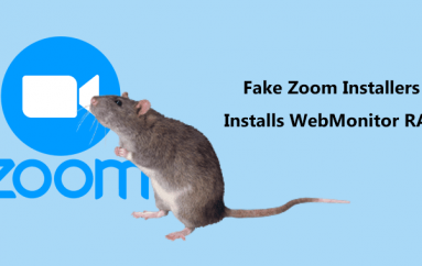 Beware of Fake Zoom Installers that Infects Computers with WebMonitor RAT