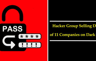 Shiny Hunters Hacking Group Selling 11 Companies Databases of over 73.2 Million User Records on Dark Web